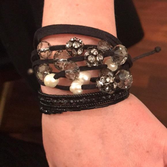 Jewelry - 2 Piece stackable bracelet